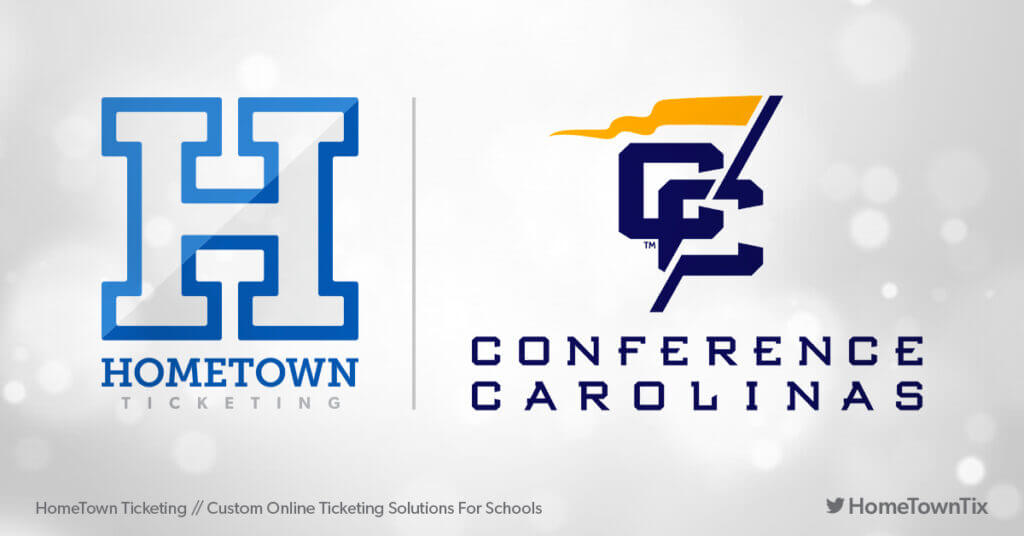 Hometown Ticketing and CC Conference Carolinas