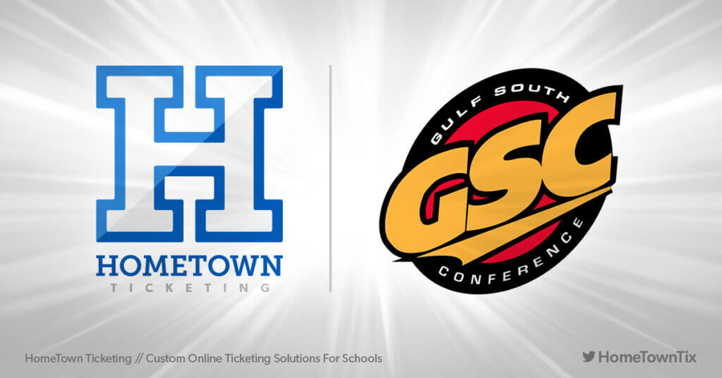 Hometown Ticketing and GSC Gulf South Conference