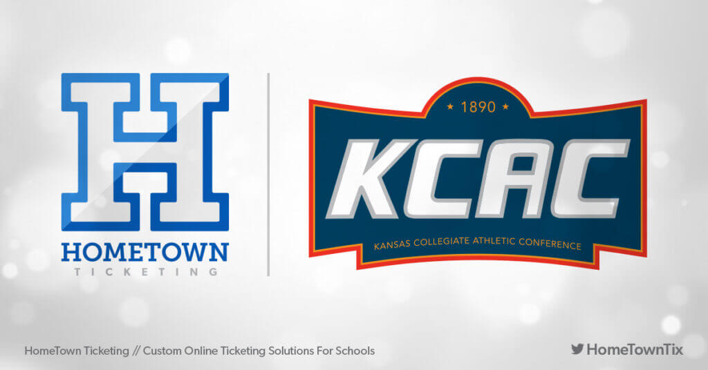 Hometown Ticketing and KCAC Kansas Collegiate Athletic Conference