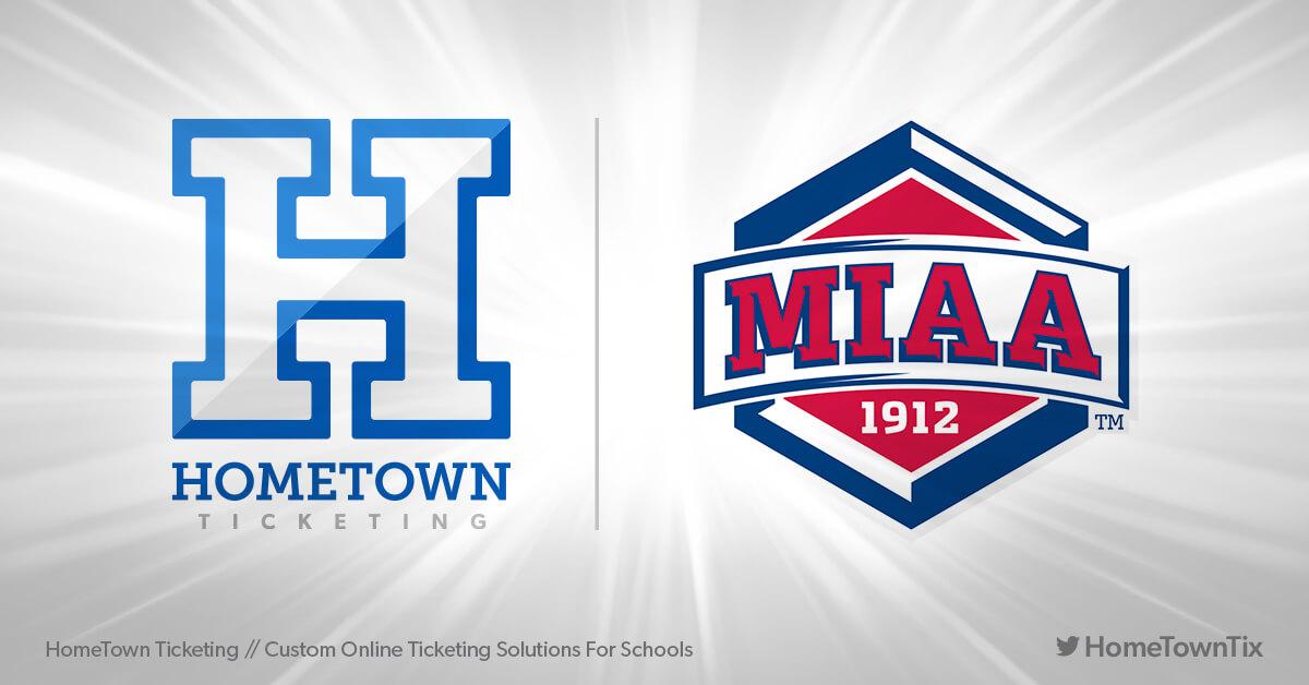 Hometown Ticketing and MIAA Mid-America Intercollegiate Athletics Association
