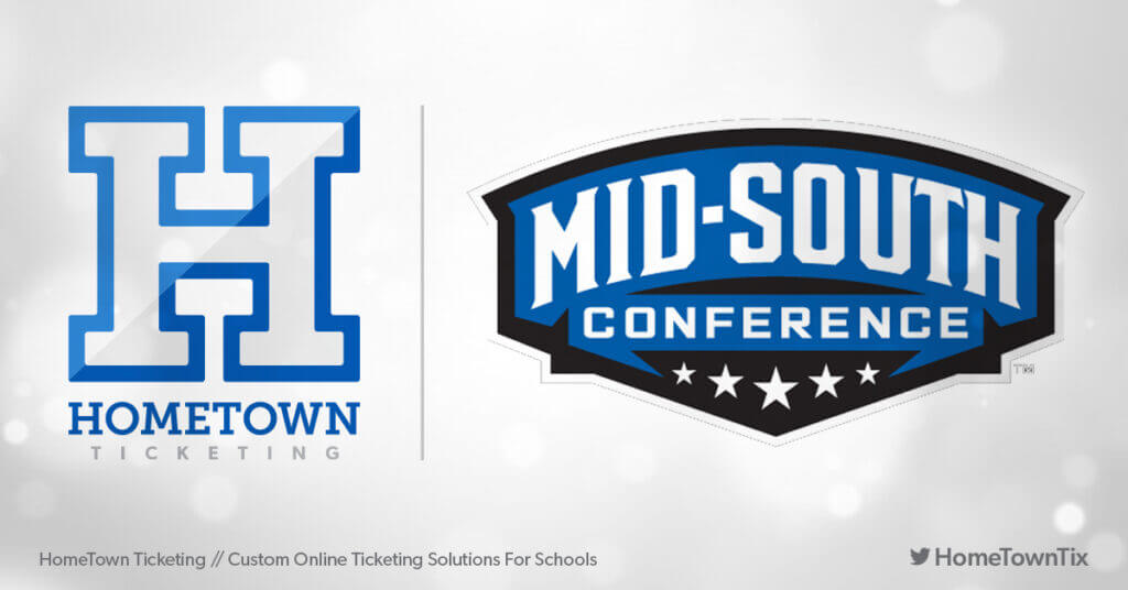 Hometown Ticketing and Mid-South Conference