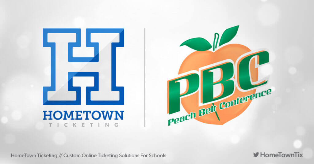 Hometown Ticketing and PBC Peach Belt Conference