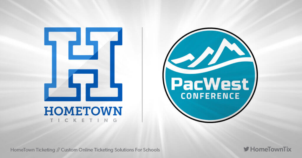 Hometown Ticketing and PacWest Conference