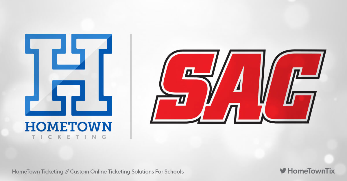 Hometown Ticketing and SAC Sooner Athletic Conference