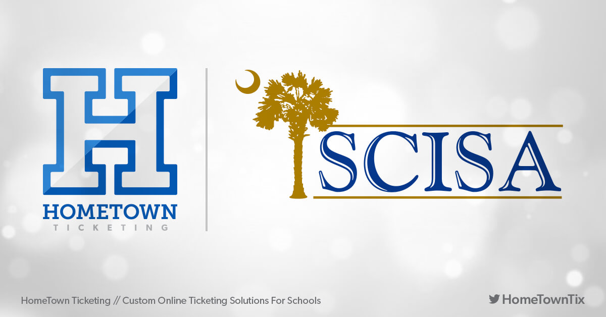Hometown Ticketing and SCISA South Carolina Independent School Association