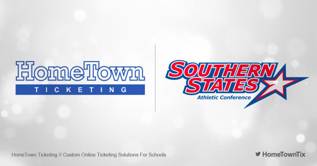 Hometown Ticketing and Southern States Athletic Conference