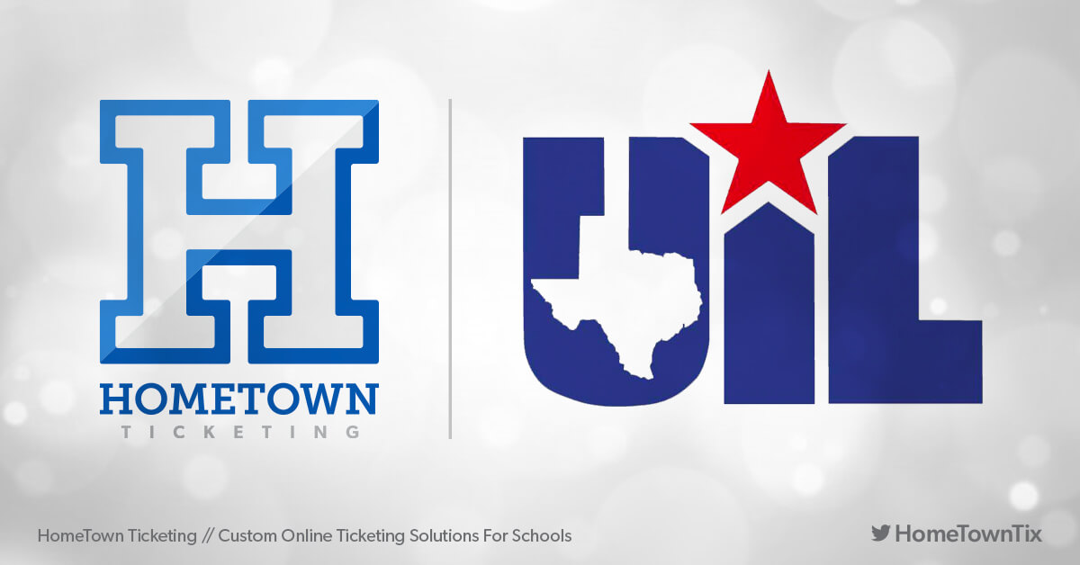 Hometown Ticketing and UIL University Interscholastic League