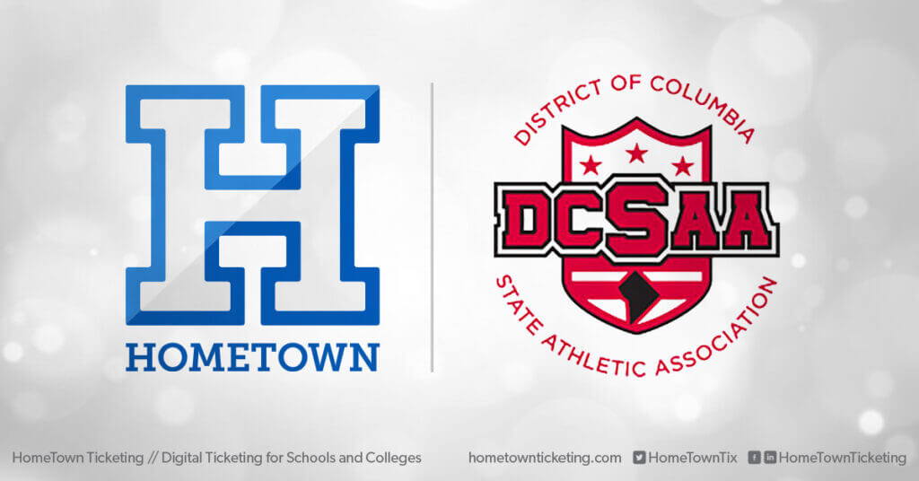 Hometown Ticketing and DCSAA District of Columbia State Athletic Association