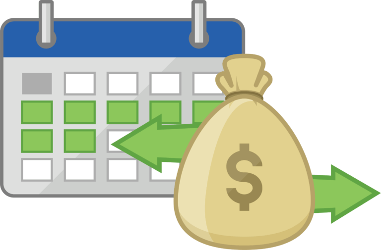 Schedule money transfers automatically
