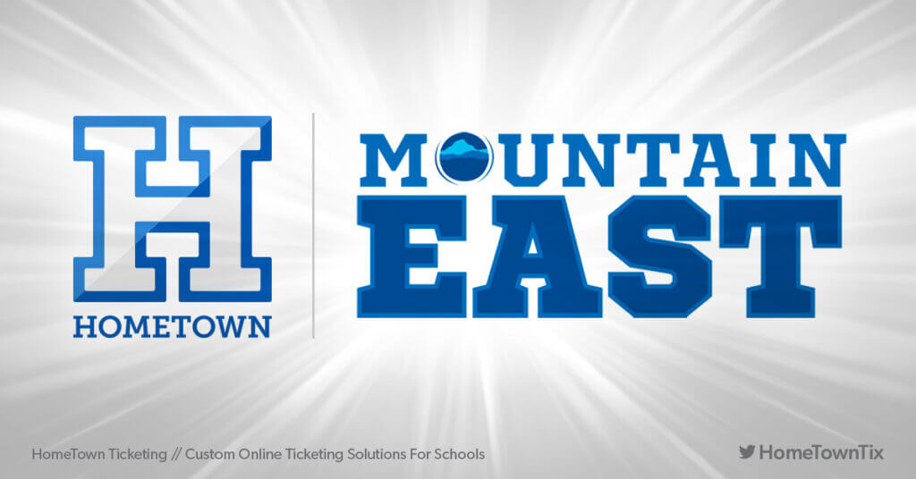 Hometown Ticketing and Mountain East Conference
