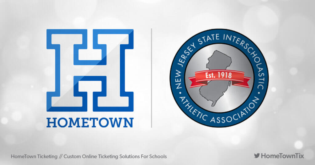 Hometown Ticketing and New Jersey State Interscholastic Athletic Association