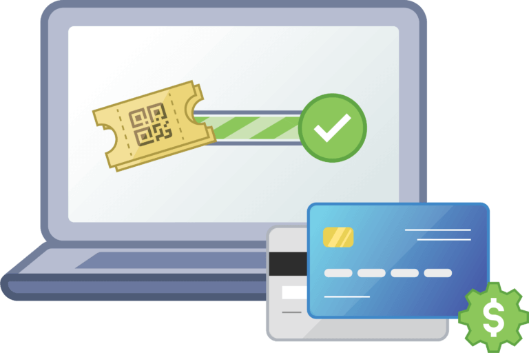 Secure online payment processing