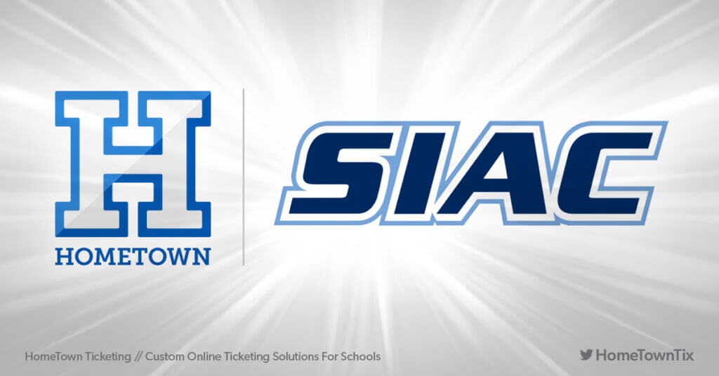 Hometown Ticketing and SIAC Southern Intercollegiate Athletic Conference