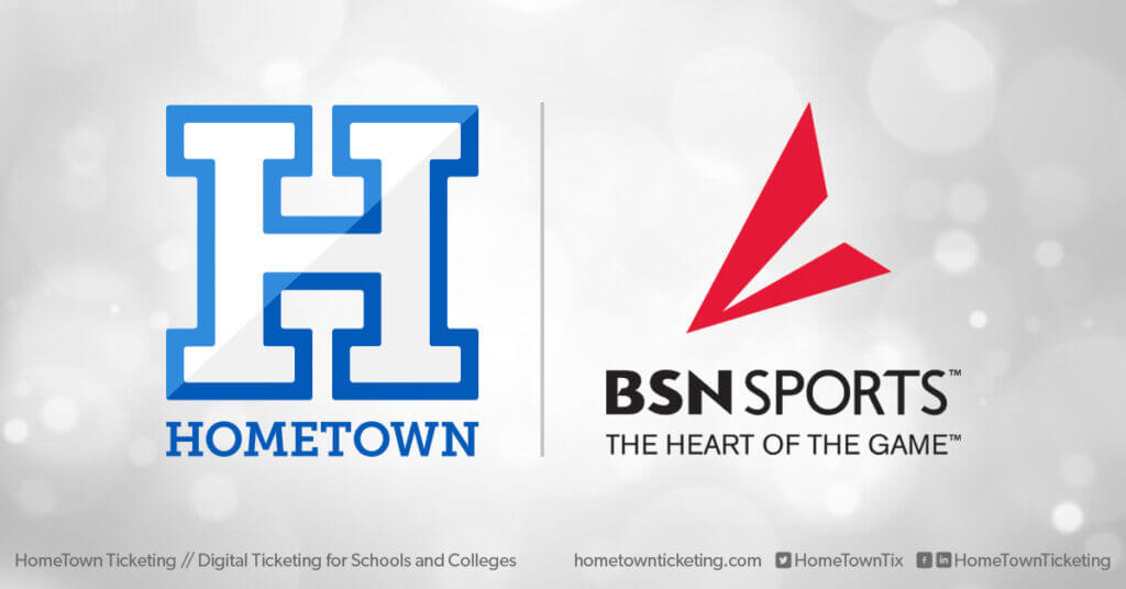 Hometown Ticketing and BSN Sports