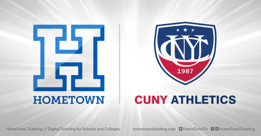 Hometown Ticketing and CUNY City University of New York Athletic Conference