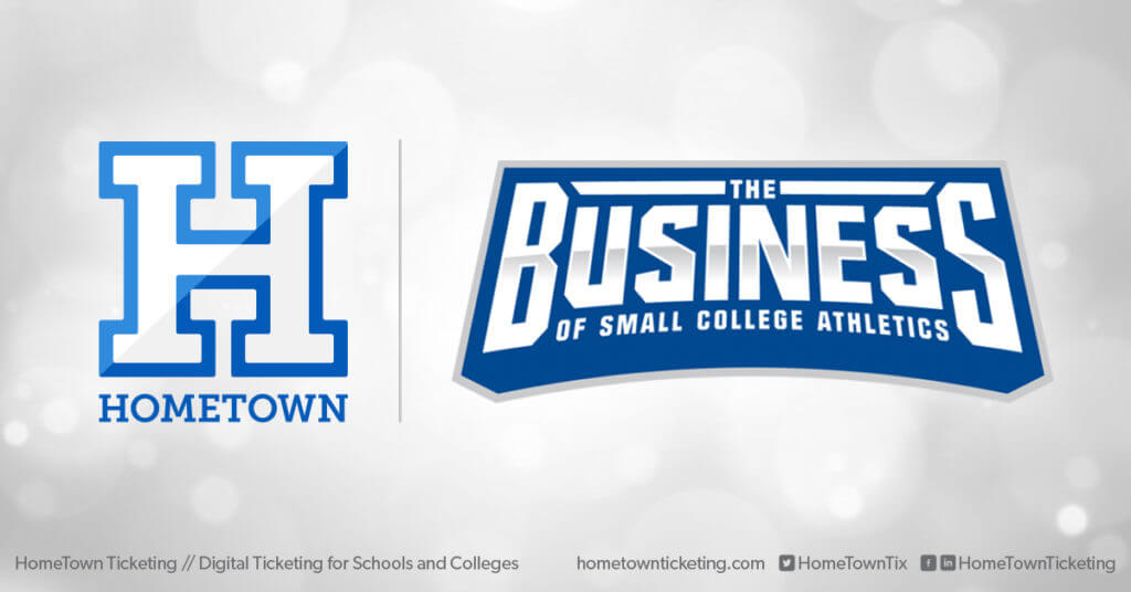 Hometown Ticketing and the Business of Small College Athletics