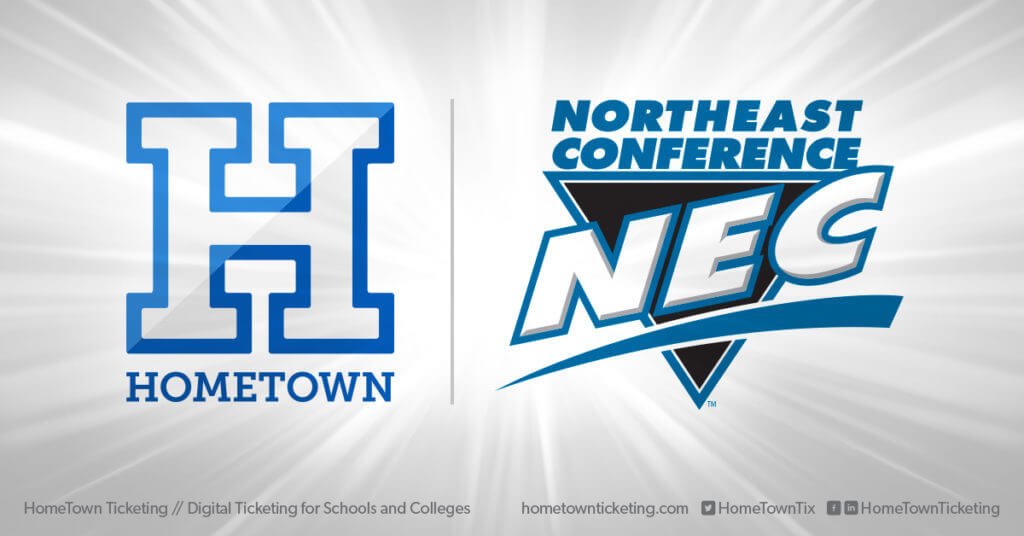 Hometown Ticketing and NEC Northeast Conference