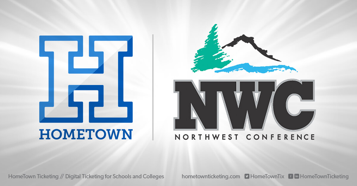 Hometown Ticketing and NWC Northwest Conference