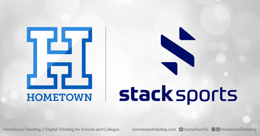 Hometown Ticketing and Stack Sports